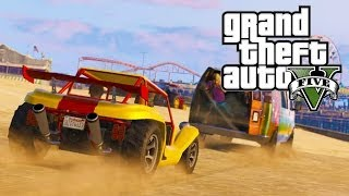 GTA 5 - Beach Bum Pack DLC, Stimulus Package & Content Creator Details! (GTA V)