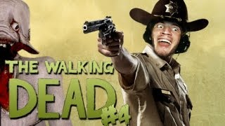 The Walking Dead - ZAMBIE KILLAN! - The Walking Dead - Episode 1 (A New Day) - Part 4