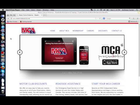 SERIOUSLY DO NOT JOIN Motor Club of America - MCA