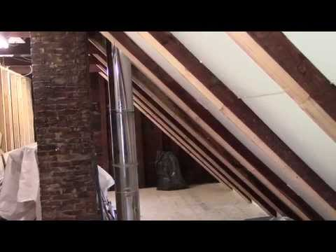 How we are super insulating our attic