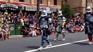 Star Wars Weekend :: May 24, 2014 :: Parade