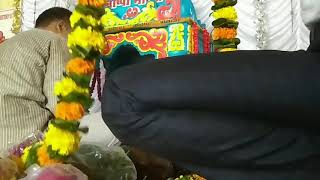 Vishwakarma Pooja preparation