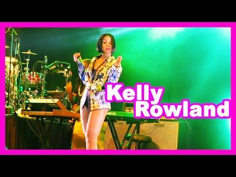 ★Kelly Rowland At Universal Studios Orlando 2014★