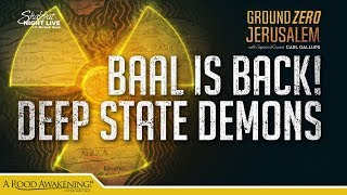 Baal is Back! Demons in the Deep State