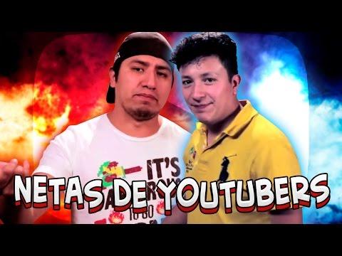 NETAS DE YOUTUBERS