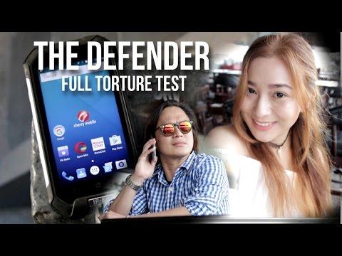 Cherry Mobile Defender Torture Test (FULL)