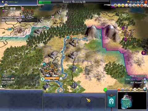 Let's Play Civilization IV Part 7 - Can You Sea Me?