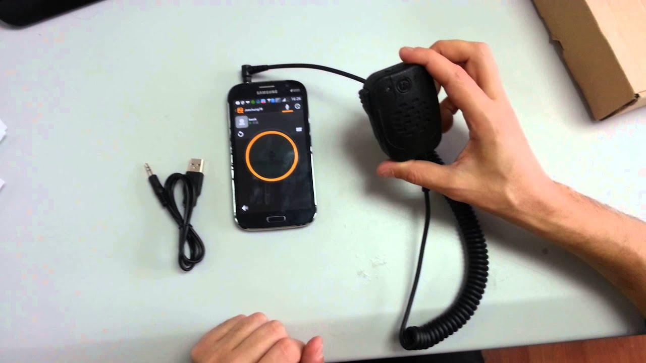 Микрофон для громкой связи своими руками