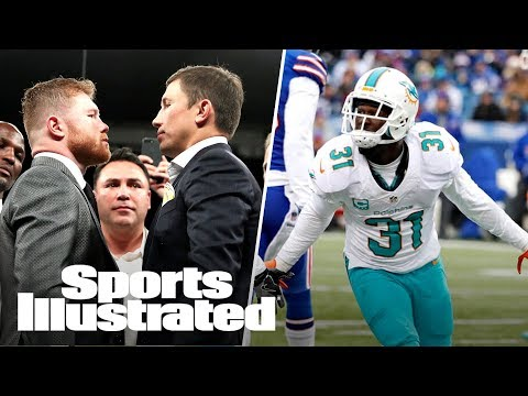 Canelo Alvarez Vs. GGG Breakdown, Dolphin's Michael Thomas Tells All | LIVE | Sports Illustrated
