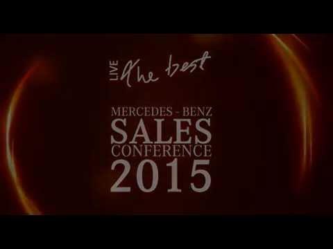 Bollywood Teaser for Mercedes sales conference