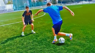 Can You Do This? Amazing Football Skills To Learn - Tutorial