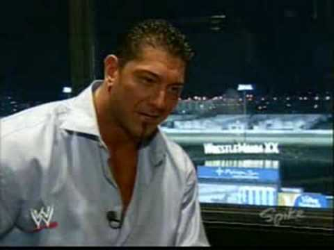 Dave Bautista ~ The Most Hottest Guy In WWE