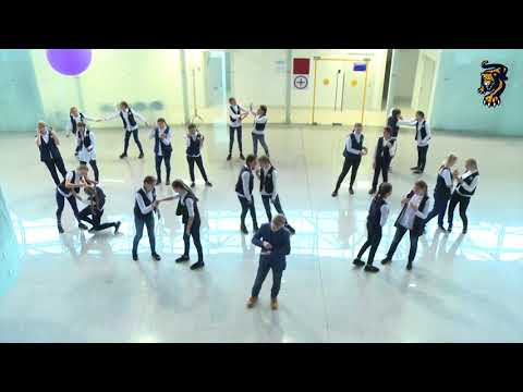 """""""Танцуй, школа!"""": МОБУ СОШ № 12"""