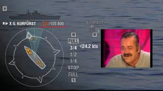 World Of Warships Funny#12