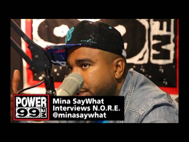 N.O.R.E. & Mina SayWhat Talk Dyslexia And Announces Masturbation Mixtape