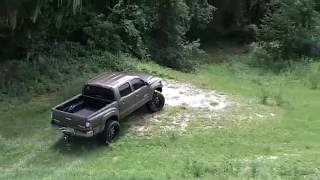 Lifted Tacoma 2wd Offroad 2016