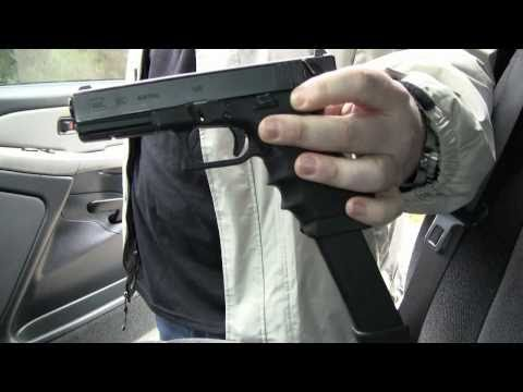 FULL AUTO Glock 18C (work gun)