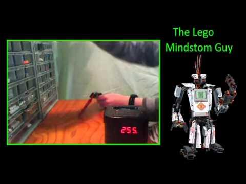 EV3 SPIK3R Time Lapse Build