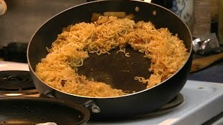 Fried Ramen Noodles (Delicious Cooking Recipes)