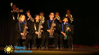 YACS Jazz band Spring Spotlight 2017