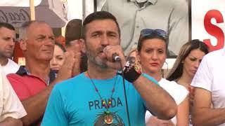 Banja Luka- Pravda za Davida 87. dan 20 6 2018