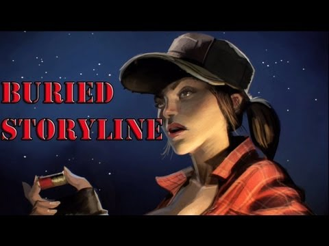 Black Ops 2 BURIED Zombies Storyline