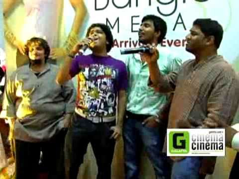 Bale Pandiya Sirikkiren Song Promotions video