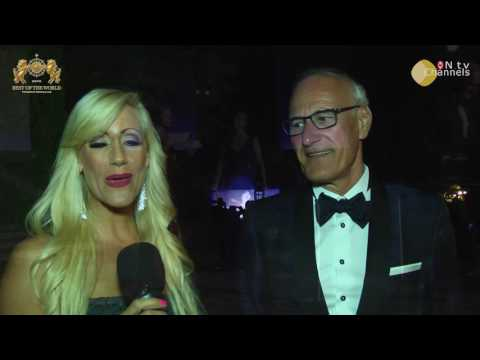 Seven Stars Luxury Hospitality & Lifestyle Awards 2016 - Peter Tschirky - Grand Resort Bad Ragaz