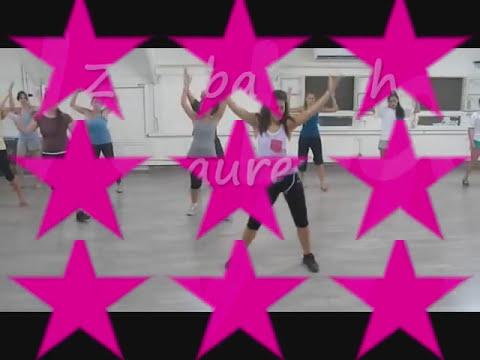 Zumba ® fitness class with Lauren-Ricky Martin Maria