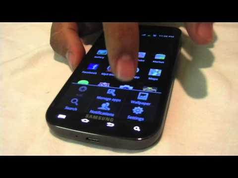 Tmobile galaxy s2 with at&t sim 3g test