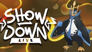 """Z EMPOLEON! Bisharp Suspect #3"" Pokemon Ultra Sun & Moon! UU Showdown Live w/PokeaimMD"