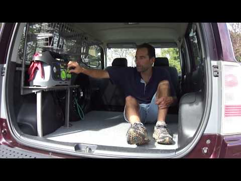 DIY Car Camper Camping Conversion - Scion XB. Van. RV