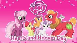 My Little Pony: Hearts and Hooves Day (PlayDate Digital) - Best App For Kids