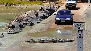 Cahill's Crossing - The World's Deadliest Crossing