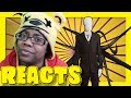 I AIN'T SEEING SLENDER MAN MOVIE | Trailer Reaction MP3