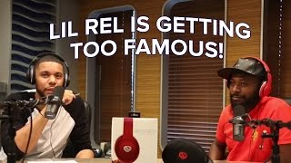 Lil Rel Talks Get Out Chicago Comedy W Karlous Miller