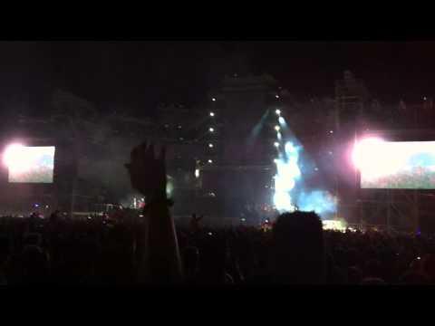 Axwell Live @ Electrobeach Music Festival 12.07.2014
