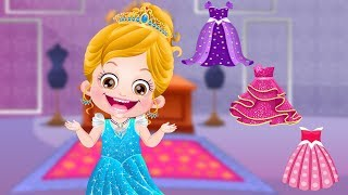 Cinderella Story | Fairy Tale Games For Kids By Baby Hazel Games | Part 5