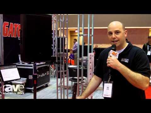 InfoComm 2015: Gator Cases Adds ID Series Speaker Stand