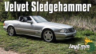 The Super Rare £98,000 Mercedes AMG SL60 (R129) Review