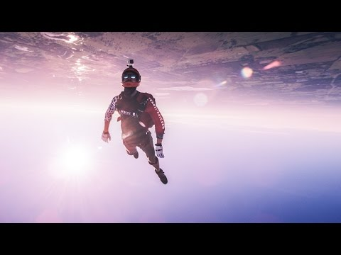 Free Fall - Skydiving in 4K