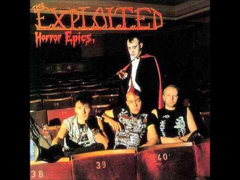 Exploited - No More Idols