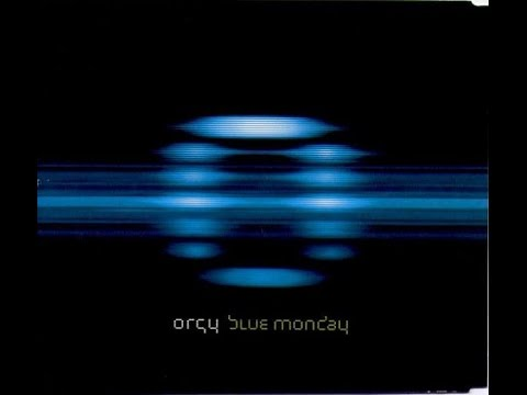 Orgy - Blue Monday (instrumental cover)