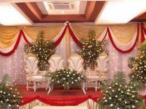 Wedding Back Stage Decoration Wedding Stage Decorations