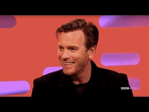 Yes, Ewan McGregor WAS in Star Wars: The Force Awakens! - The Graham Norton Show