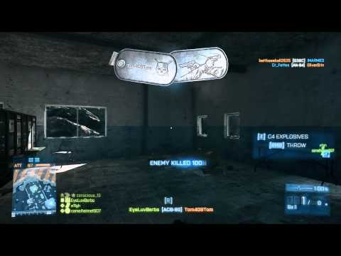 Distracted Much? (Battlefield 3 DerpTaco Gameplay)