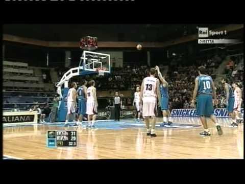 Eurobasket 2011 - Andrea Bargnani scores 36 points vs. Latvia