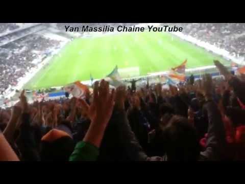 Ambiance Marseille Nantes 2014/2015
