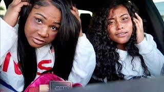 WE GOT BEAT UP PRANK ON JAZZ AND JORDAN!!!