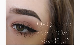 MY UPDATED EVERYDAY MAKEUP LOOK FOR FALL//Madison Ashleigh